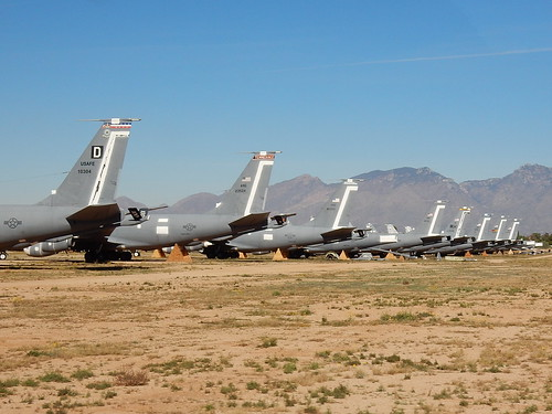 Pima Air-Space museum - Boneyard - 1