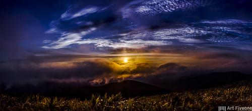 winter sky panorama mountain nature japan fog clouds sunrise landscape earlymorning 自然 shizuoka 空 風景 izu carlzeiss 雲海 静岡 伊豆 日の出 パノラマ 朝日 早朝 朝霧 達磨山 mtdaruma distagon3514zm