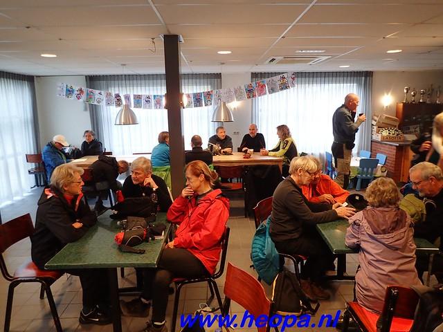 2016-11-09  Gooimeer tocht   25 KM   (2)