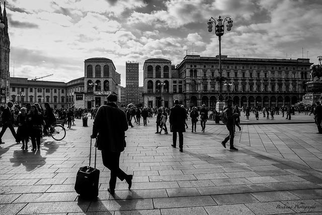 Le voyageur de Milan.
