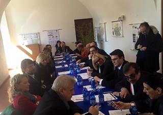 Incontro con il Ministro Franceschini sulla valorizzazione della Cittadella di Alessandria 1 | by flavagno