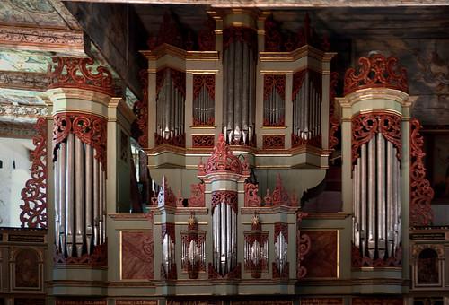 Arp Schnitger Orgeln
