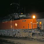 MILW E79 at Night Avery DepotAug 71x4x