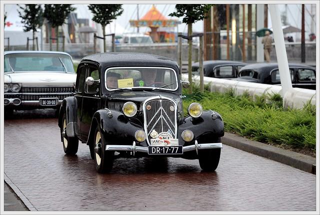 Citroën 11BL Traction Avant / 1953
