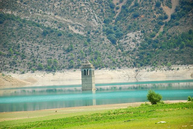 Mediano lake
