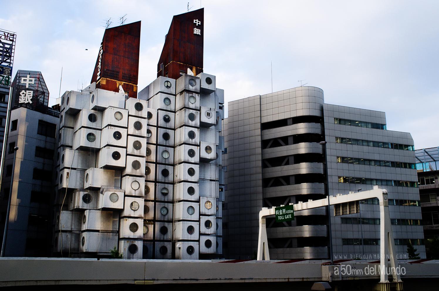 Tokio, la ciudad imposible