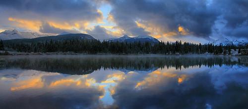 sun lake mountains water clouds sunrise dawn highway san colorado juan rocky dollar million refelction skyway molas lale