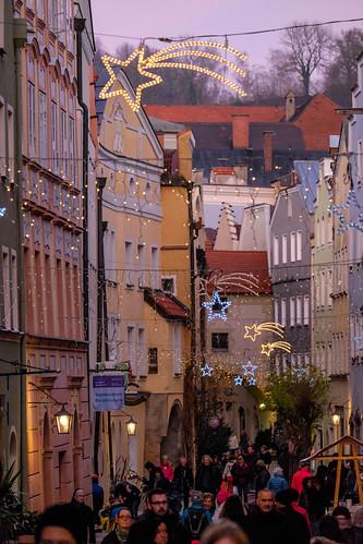 Christkindlmarkt Burghausen | by www.altstadthotels.net