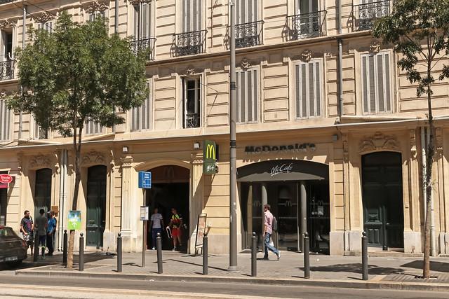 McDonald's Marseille République Joliette (France)