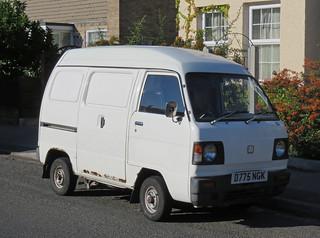 1986 Honda Acty Van | by Spottedlaurel