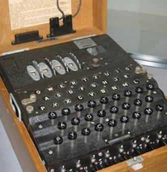 maquina enigma cuatro rotores