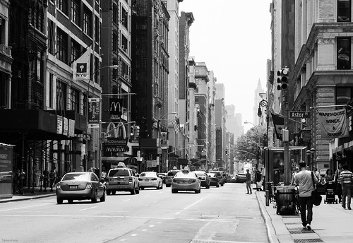 Broadway NYC | by Tijmon Kater