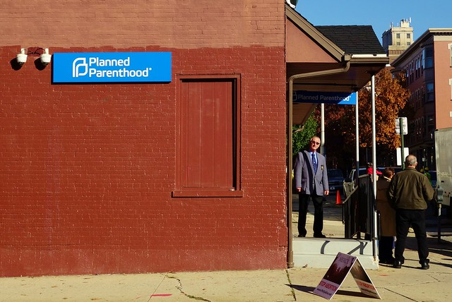Planned Parenthood Security