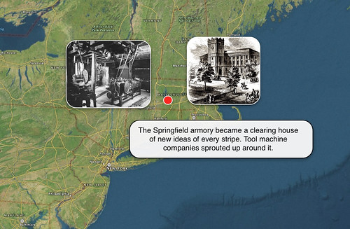 By the late 1840s and up to the Civil War the Springfield armory became a clearing house Photo