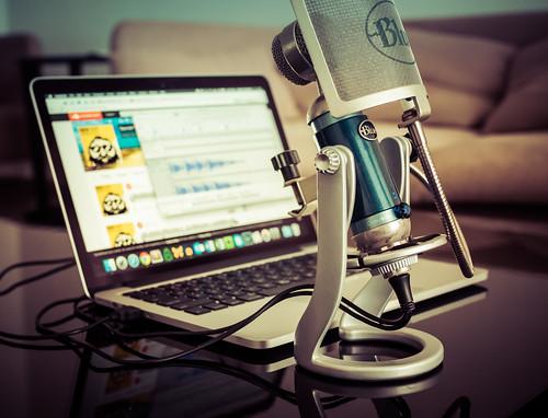 My podcast setup   by Sergey Galyonkin