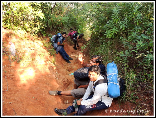 Rajgad fort Trek | by wanderingjatin