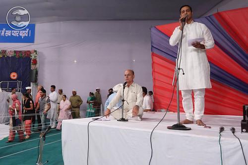 Devotional song by Ajay Bedjod from Taraori, Haryana