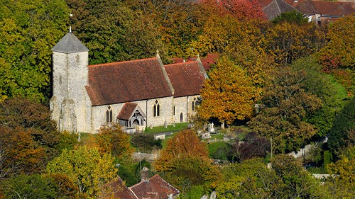 nikond810 tamron150600mm stpancras kingston southdowns autumn church ancientbuilding history