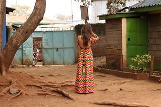 Polsko-kenijski romans modowy z Kibery   by Polska Zielona Sieć