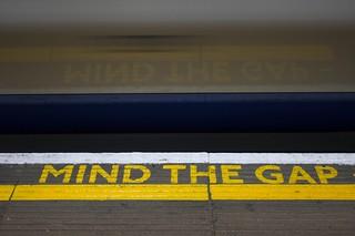 Mind the Gap | by Dai Lygad