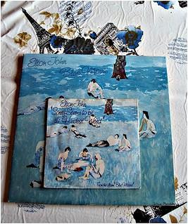 1976 ELTON JOHN Sorry Seems To Be The Hardest Word/Blue Mo