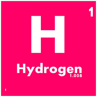 001 Hydrogen - Periodic Table of Elements | by Science Activism