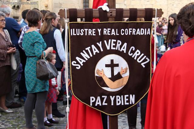 Jueves Santo: Cofradía de la Vera Cruz