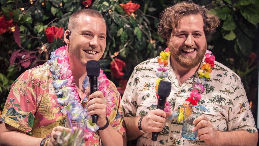 Niklas og Ronny - P3 Gull 2015