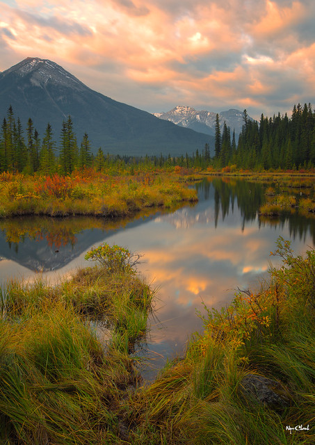 Vermillion Lake, Banff NP, Canada