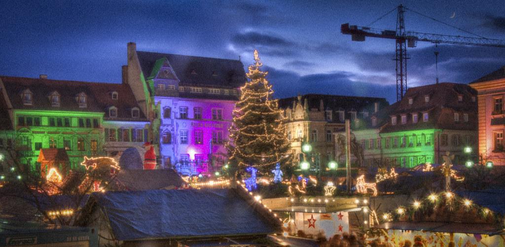 Landau Weihnachtsmarkt.Weihnachtsmarkt Landau Einer Der Schonsten Weihnachtsmarkt