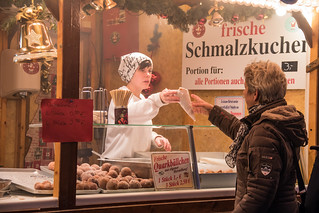 At the Christmas market in Rostock | by Infomastern