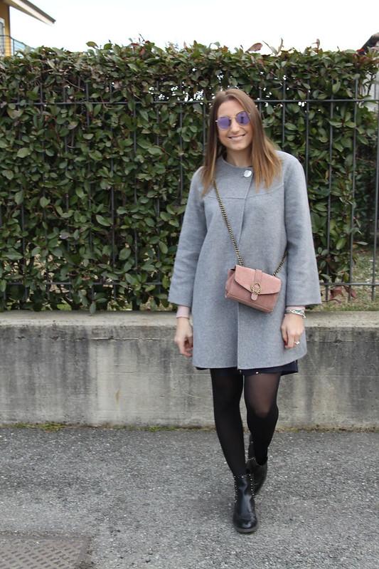 Outfit invernale e Saldi 2017