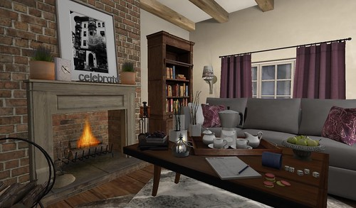 Park Place_Game Night | by Hidden Gems in Second Life (Interior Designer)