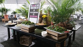 Catering: Table Shots | by thegoddessandgrocer