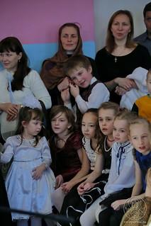 Рождественский концерт в школе 220
