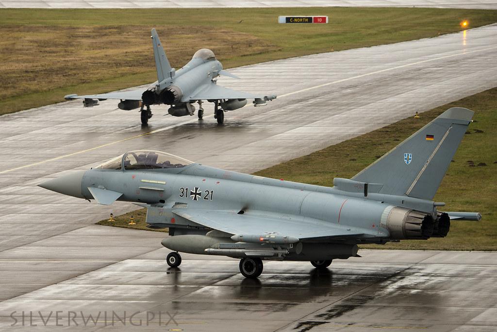 Eurofighter Laage