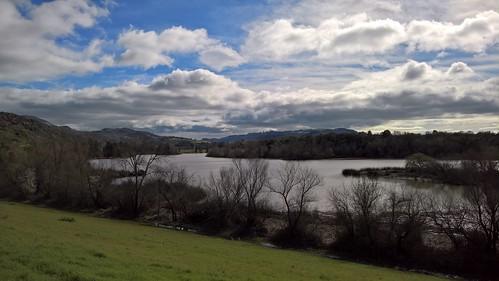 springlake lake view landscape clouds trees 2017 santarosa
