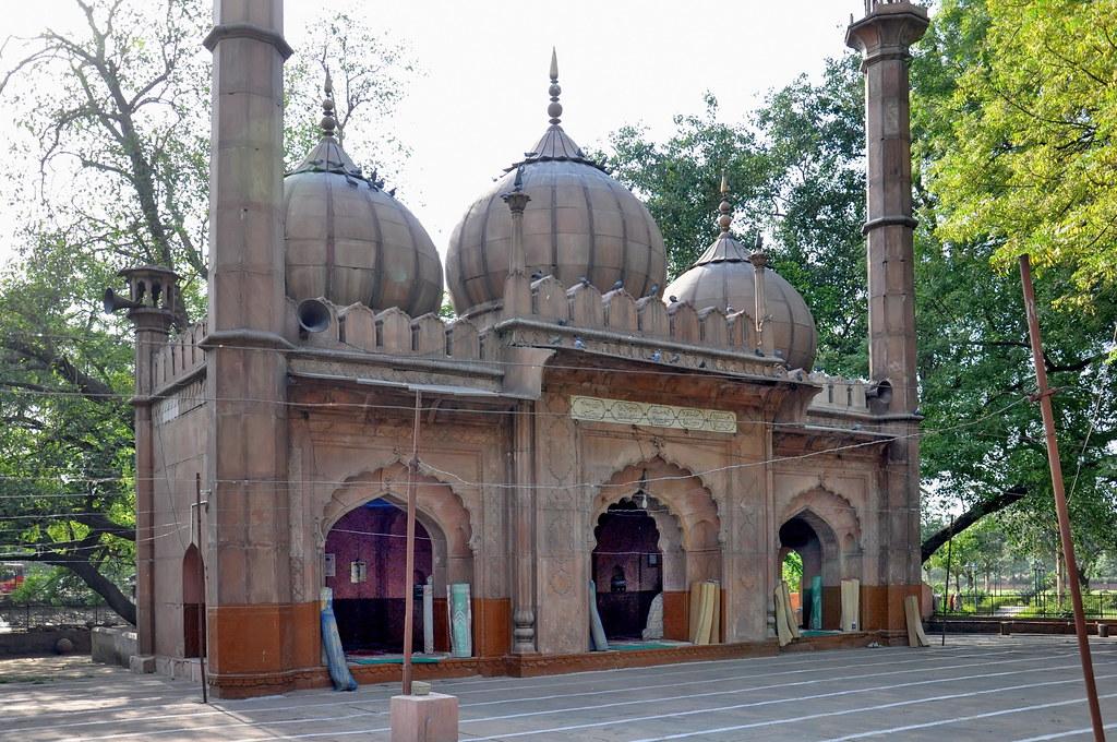 India - Delhi - Sunehri Masjid - 5 | The Sunehri Masjid (سنه