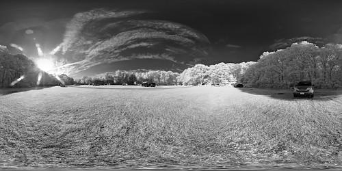 panorama ir 360 panoramic infrared equirectangular panosphere