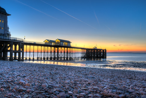 beach alan wales sunrise de outdoors pier seaside outdoor south cymru rocky pebbles september vale adobe esplanade glamorgan pro newman penarth hdr lightroom 2015 photomatix an1 anewman an1uk an1photography
