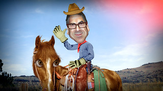 Rick Perry - Audios Aminos! | by DonkeyHotey
