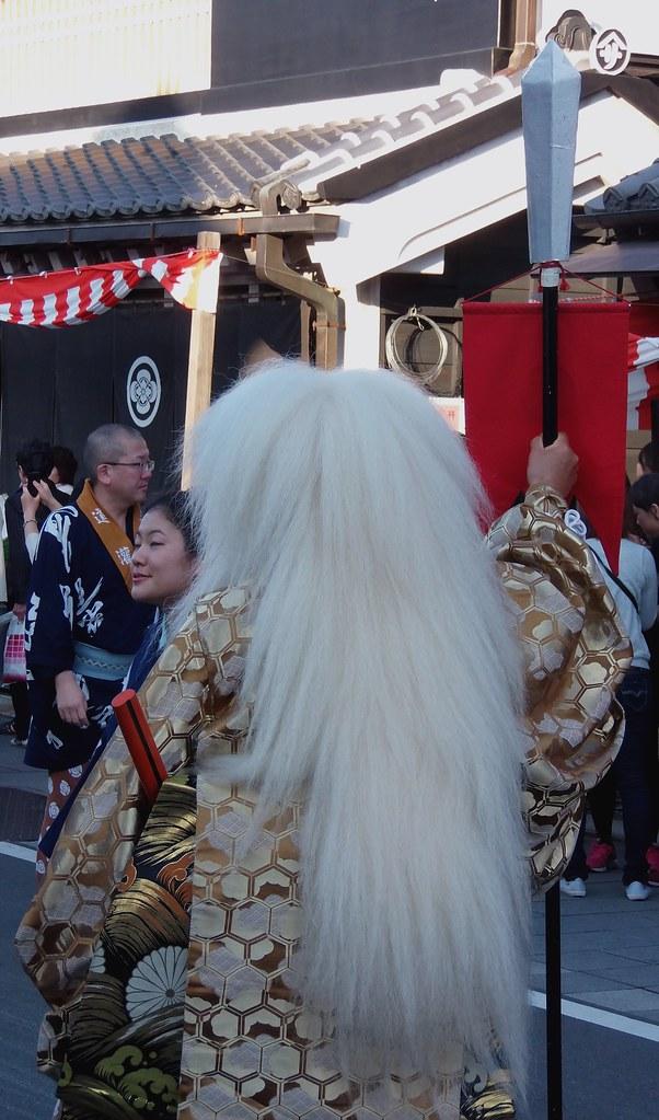 #4326 tengu (天狗), rear