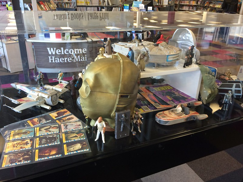 C3P0 and friends