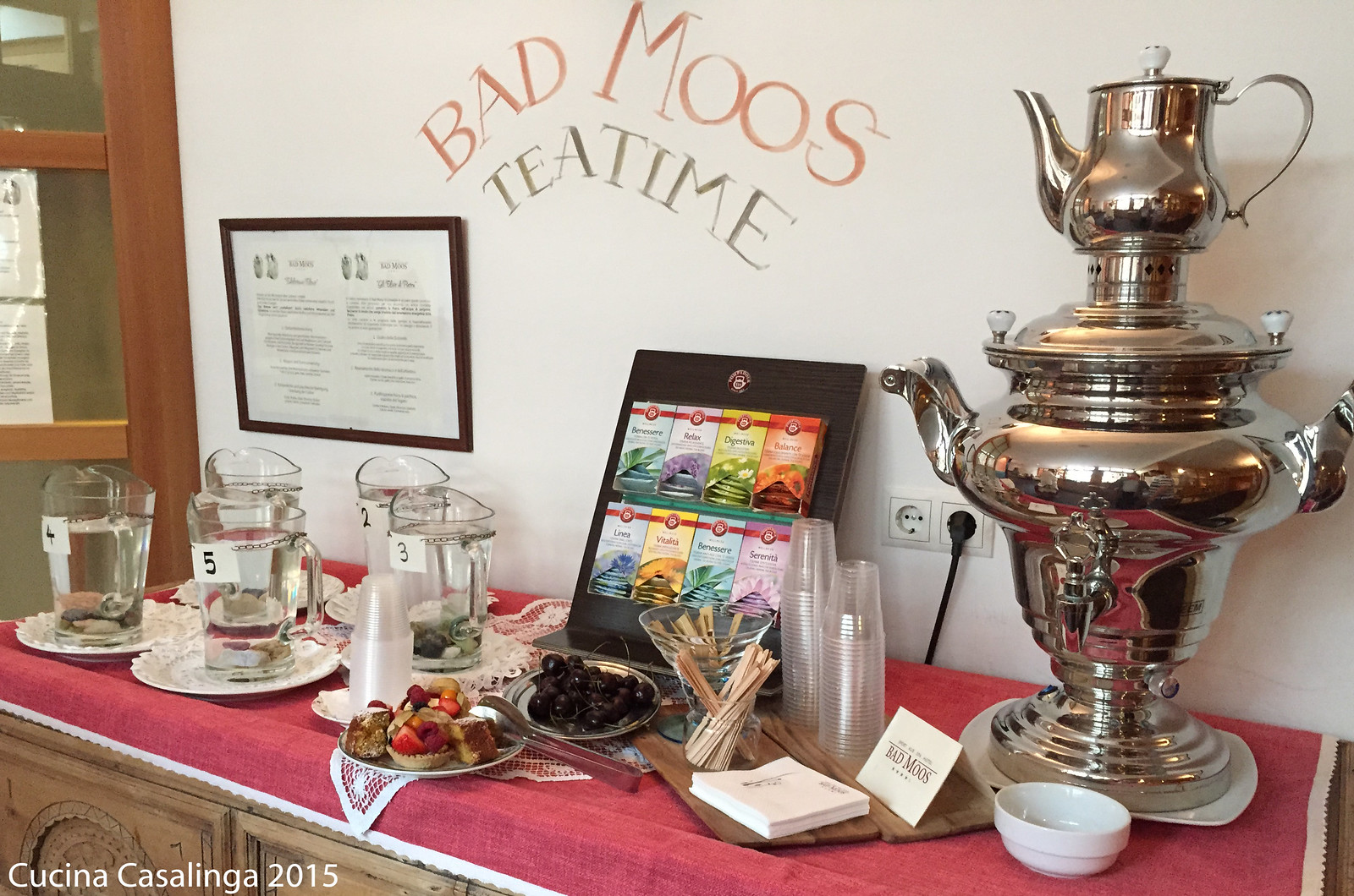 Bad Moos Spa Teatime