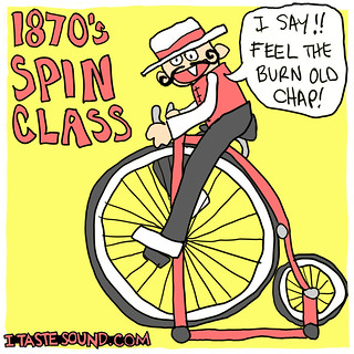 spin_class | by Mike Riley