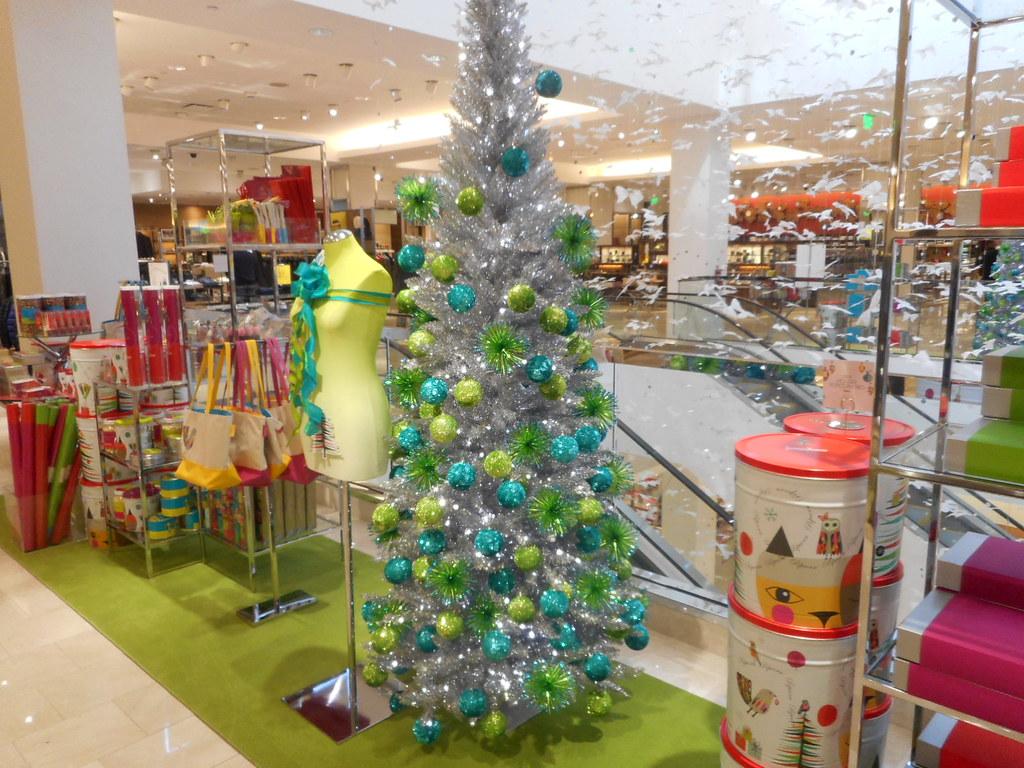 Mid Century Modern Christmas Tree.Mid Century Modern Christmas Tree On Level 3 In Gift Galle