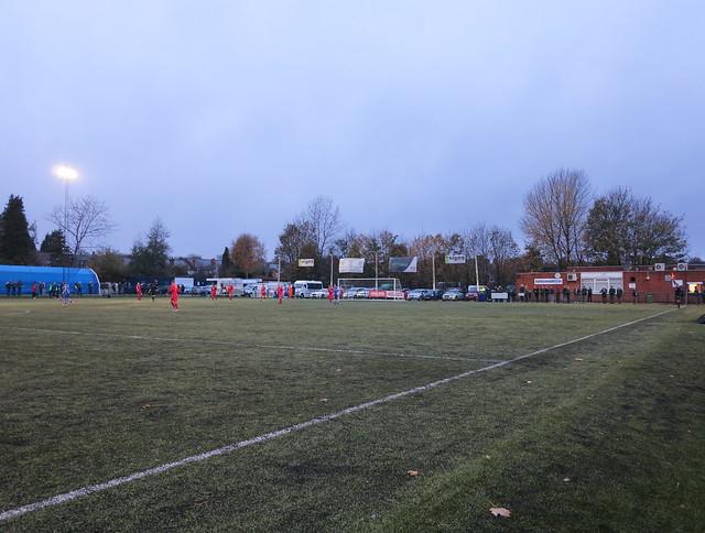 Sutton Coldfield v Darlington