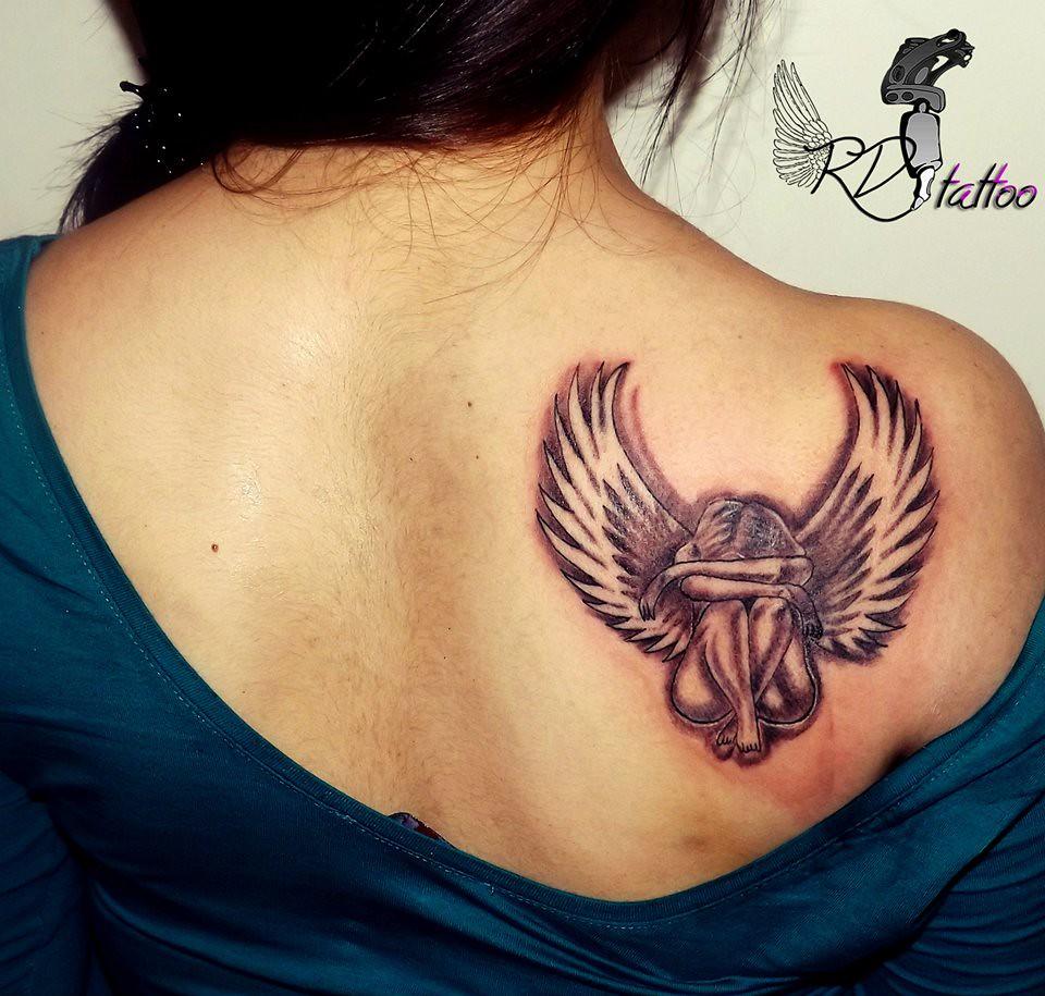 Tattoo intim 3d Getting a