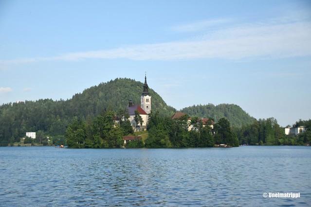 Luostari Bledjärvellä