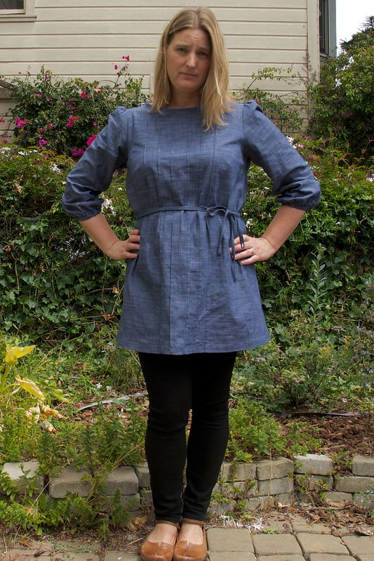 chambray Josephine_outfit